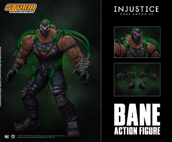 Storm Collectibles DC BANE (Injustice: Gods Among Us)